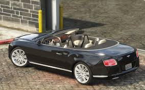 bentley inside roof 2014 bentley continental gt add on replace gta5 mods com