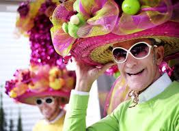 easter bonnet meet the easter bonnet guys entertainment richmond