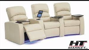 theater home seating palliser overdrive home movie theater seating youtube