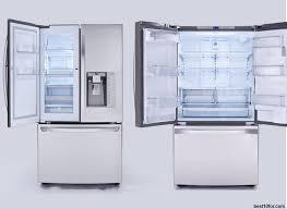 french door refrigerator prices 10 best refrigerators 2017 frensh door vs top freezer top rated