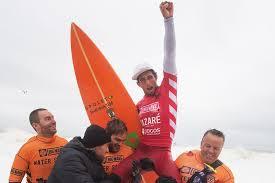 Challenge Lucas And Chumbo Chianca Wins Wsl Big Wave Tour Nazaré Challenge