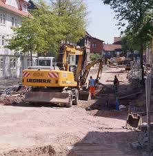 Bad Salzungen Die Aktuellen Baumaßnahmen Des Wvs