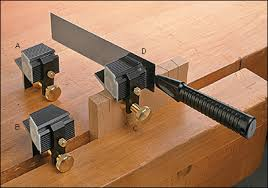 veritas dovetail saw guide system lee valley tools