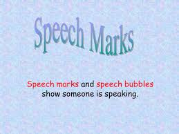 speech marks by victoriajayne teaching resources tes