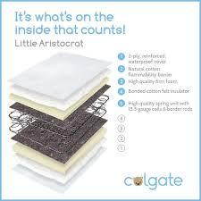 How Much Is A Crib Mattress Aristocrat I Crib Mattress Colgate Mattress