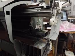 epson 9880 replacing wiper blade and or capping station printer