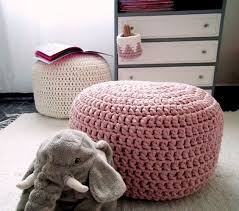 pastel pink ottomans and poufs on pinterest pink pouf ottoman
