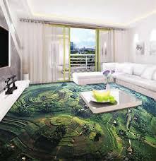 3d flooring country view uganda 3d floor mural photo flooring wallpaper home