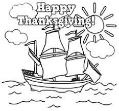 story of the thanksgiving coloring pages preschool