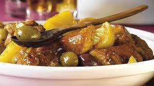 cuisiner du veau en morceau tajine de veau aux pommes de terre recette knorr