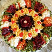 la cuisine alg駻ienne en arabe épinglé par hanouna mesaiwi sur idees salades salades