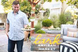 meet chef andrew miley lark artisan market