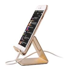 support bureau iphone universal aluminum metal phone stand holder for iphone se 6 6s 7
