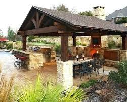 outdoor kitchens ideas free outdoor kitchen bbq plans khoado co