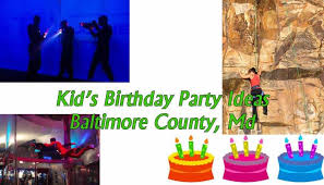 places to kids birthday 20 kids birthday party place ideas in baltimore county