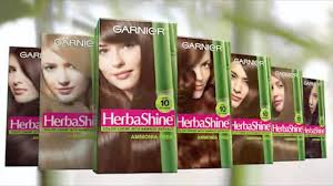 what color garnier hair color does tina fey use garnier herbashine hair color commercial mp4 youtube