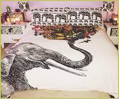 elephant duvet cover urban outfitters home design ideas