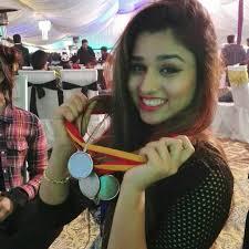 Stunningly by Pakistan U0027s Stunningly Photogenic U0027goalie U0027 Syeda Mahpara Becomes