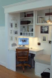 Closet Office Desk Simple Built In Desk Closet Builtin Wardrobe Conveniently Inside