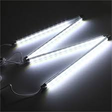led light bar under cabinet house light 4pcs kitchen lamp under cabinet counter led lights bar