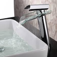 shop bathroom sink faucets brass glass bathroom sink