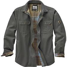 Rugged Outdoor Jackets Legendary Whitetails S Journeyman Rugged Shirt