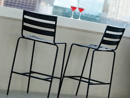 Wrought Iron Cafe Set by Appealing Wrought Iron Bar Stools Design