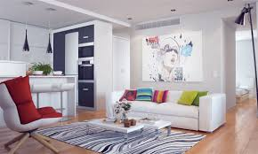 modern colour schemes for living room large colorful floral patern