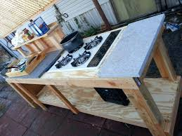 25 best ideas about simple outdoor kitchen on pinterest bar and