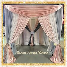 wedding backdrop canopy 11 best wedding canopy decor by event decor tent draping