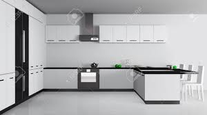 Interior Kitchen Images Modern Kitchen Interior Stock Photo Picture And Royalty Free