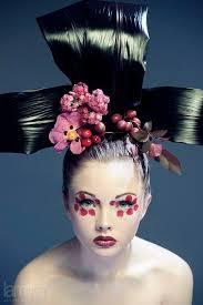 Geisha Hairstyles 842 Best Avant Garde Hair Images On Pinterest Hair Art Fantasy