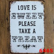 online shop vintage metal tin signs painting wall poster bar cafe