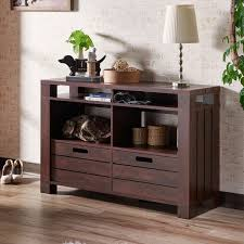 furniture of america crete vintage walnut coffee table furniture of america crete vintage walnut storage sofa table free