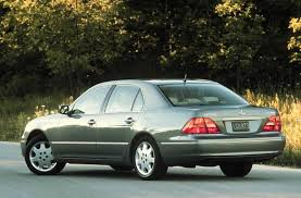 old lexus sedan 2001 lexus ls 430 information and photos zombiedrive