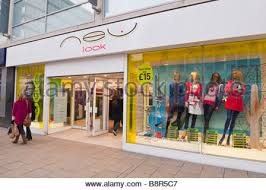 new look womens clothes shop uk stock photo royalty free image