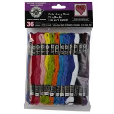 Michaels Crafts Halloween by Loops U0026 Threads Embroidery Floss Assorted
