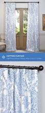 Paisley Shower Curtain Blue by Best 25 Cotton Curtains Ideas On Pinterest Family Room Curtains