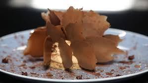 cuisine 2 michalak fleur de chocolat noir par christophe michalak recettes dans