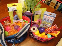 healthy easter baskets food ideas for easter easter brunch baked eggs in ham cups