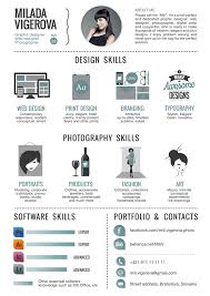 graphic resume templates infographics cv generator 30 exles of creative graphic design