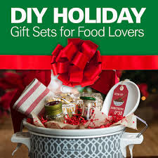 food gift sets diy gift sets for food hamiltonbeach