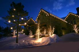 holiday and christmas lighting gallery by landscape lighting pro