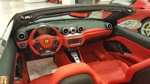 Ferrari California T Interior Our Visit To Al Zayani Cars Showroom Rinnoo Net Website