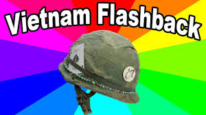 what are vietnam war flashback memes a look at the origin of the