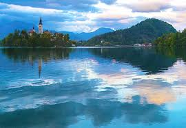 Slovenia Lake Ljubljana Bus Ride To Lake Bled Another Bag More Travel