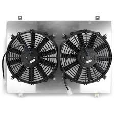 electric radiator fans and shrouds sve electric fan with shroud kit 79 93 lmr com