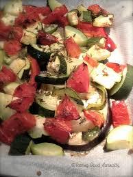 cuisiner les l馮umes sans mati鑽e grasse aubergines et légumes rôtis sans matière grasse vegan