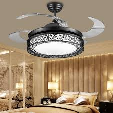 Living Room Ceiling Fans With Lights by Online Get Cheap Colored Ceiling Fan Aliexpress Com Alibaba Group