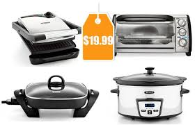 Panini Toaster Oven Bella Kitchen Appliances Panini Grill Slow Cooker Toaster Oven